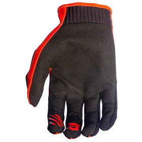 SixSixOne Comp Guantes largos, rosso flannel